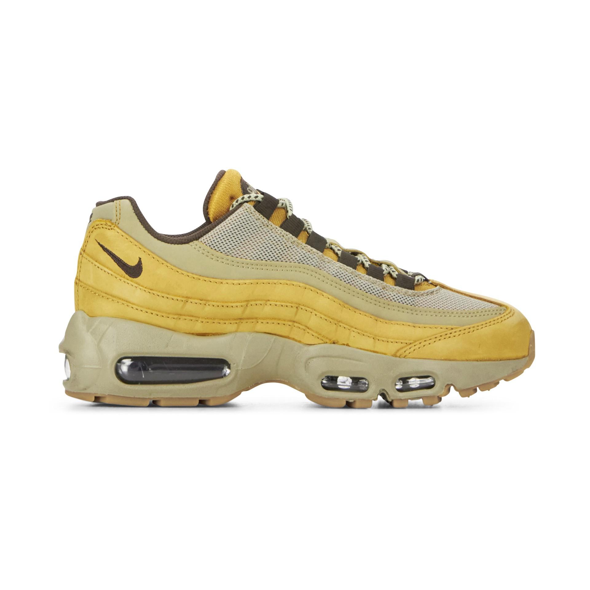 air max 95 jaune moutarde