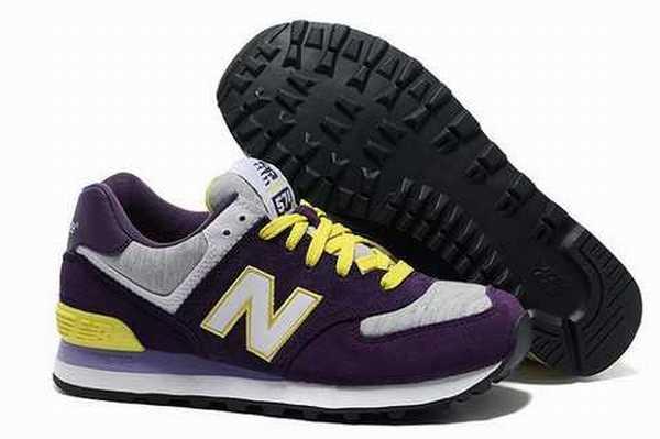 chaussure new balance femme intersport