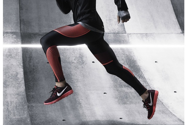ensemble running homme nike