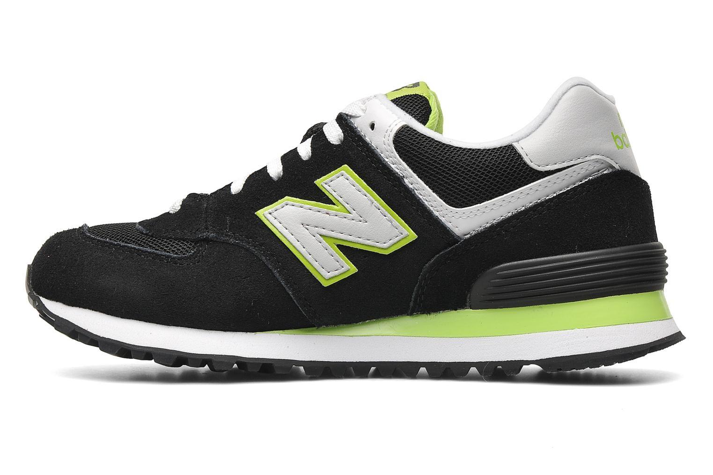 new balance noir et vert fluo online